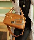 Women Retro Handbag Clutch Bag Messenger Bag Brand New 4 Colors