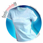 DONNAY International Damen T-Shirt L / XL hellblau weiß