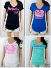 Hollister Women's T Shirt 2013 Newest Rockpile Shine V Neck By Abercrombie