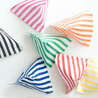 450 x CANDY STRIPE PAPER SWEET FAVOUR BUFFET BAGS -5x7 INCHES