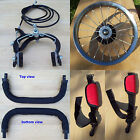 HAUCK Spares Replacement Parts For PUSHCHAIRS STROLLERS BUGGY COTS ROADSTERS DUO