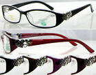 (L286OP) Memory Plastic TR90 Optical Glasses/Metel Heart Detail/Reading glasses
