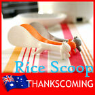 Korean Cute Squirrel Rice Paddle Spoon Scoop Ladle w/ Stander Kitchenware