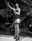 ORIGINAL VTG 1950s SEXY RISQUE PINUP NEGATIVE IRVING KLAW WHIP HIGH HEELS 8395