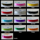 9m Roll of Elastic Beading Thread Cord - 0.8mm - Colour Choice