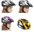 Cycling Cycle Adult Bike Bicycle Carbon Helmet With Visor 4 Colors Four New