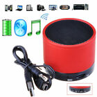 UNIVERSAL BLUETOOTH WIRELESS MINI PORTABLE SPEAKER SPEAKERS FOR IPHONE IPAD MP3