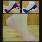 6 pairs womens ankle cotton sport athletic pink casual low cut no show socks