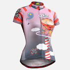 FIXGEAR CS-W1602 Women's Cycling jersey road bike shirts bicycle cycle wear MTB