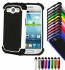 SHOCK PROOF CASE COVER FITS SAMSUNG GALAXY S3 I9300