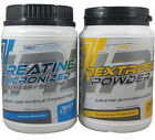 Trec Nutrition The Best Pure Creatine 200Mesh Monohydrate + Dextrose 500g Free