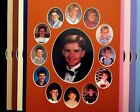 FOOTBALL TEXTURE SCHOOL PICTURE PHOTO MAT 8x10 BEVEL CUT! + 10 COLORS TO CHOOSE