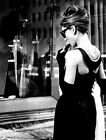 "Audrey Hepburn Breakfast at Tiffanys big poster 32""x24"" Decor 09"