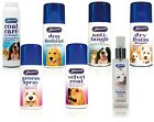 Dog & Cat Grooming Aid Spray Dry Foam Shampoo Perfume Finish Velvet Anti-Tangle