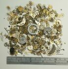 30g Watch parts JEWELLERY MAKING STEAMPUNK ALTERED ART CRAFTS CYBERPUNK cogs günstig