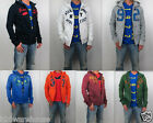 Abercrombie & Fitch A&F Men Muscle Fit Upper Hudson Cooper Hoodie Sweater Jacket
