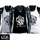 MENS LYCAN VINTAGE LOGO RACERBACK SINGLET t back gym stringer muscle y golds