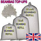 Gilda Bean Bag Top Up Refill Polystyrene Beads Filling Bag Fire Retardent Beans