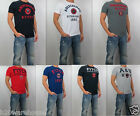 NWT Abercrombie & Fitch Men Muscle Fit Douglass Mountain Embroidered Tee T Shirt