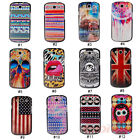 Vintage Hybrid Hard Plastic Back Case Cover Skin For Samsung Galaxy S3 III i9300