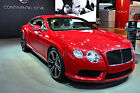 Bentley Continental GT HD Poster Super Luxury Car Print multiple sizes avail