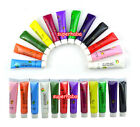 3D Acrylic Nail Art Paint for UV Gel Acrylic Tips Drawing Painting Tube 22ml