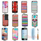 New CuteHybrid Hard Case Cover For iPhone 5C+Free Touch Pen&Screen Protector