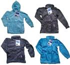 TRESPASS PACK AWAY RAIN COAT JACKET CAGOULE BOYS GIRLS WIND WATERPROOF 9-16Y