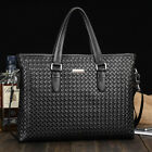 Fine New Classic Fashion Genuine Leather Laptop Briefcase Messenger Shoulder Bag