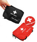 Double Zipple Design Empty First Aid Kit Bag Camping Emergency Survival Bag New