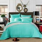 New Premium 100% Cotton Waffle Quilt/Doona/Duvet Cover Set TERRA COTTA - S D Q K