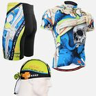 FIXGEAR CS-19b2-SET Cycling Jersey & pad shorts MTB road bike bicycle cycle wear