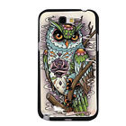 Charming Owl Back Shell Case Cover Skin For Samsung Galaxy Note 2 II N7100