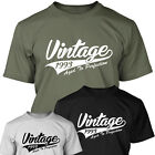 VINTAGE 1993 Aged To Perfection - Mens 21st Birthday T Shirt