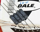 4pcs DALE Mexico 5W Wirewound Resistors - Selectable Values