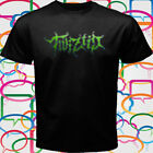 Twiztid Green Bones Licensed Adult Men's Black T-Shirt Size S-3XL