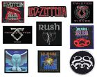 LED ZEPPELIN twisted sister RUSH def leppard STONE SOUR - OFFICIAL SEW ON PATCH