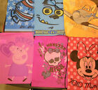 SWIM BAGS, TIDY BAG, GYM PE BAG,MONSTERS HIGH,SPIDER-MAN ,MINNIE MOUSE, AND MORE
