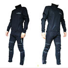 Men Cycling Thermal Fleece Winter Bicycle Pad trousers jersey coat jacket suit E