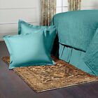 Vern Yip Home Euro Shams And Bedskirt Set pick color pick size New