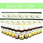 Buy 3 Get 1 Free 100% Pure Essential Oils Therapeutic Grade Aromatherapy