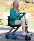 Freerider LUGGIE Standard Folding Travel Senior Mobility Scooter Cart 8.5ah LiON