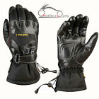 G-Mac Nitro Pilot Waterproof Motorcycle Motorbike Gloves Double Stitched