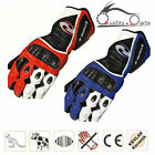HELD Thrux Motorcycle Motobike Leather Sports Gloves Carbon Knuckles