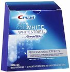 Crest 3D Professional Effects Teeth Whitening Strips WhiteStrips 2 6 10 20