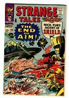 Strange Tales #149 - Nick Fury Agent of SHIELD - THE END OF AIM - 1966 (VF) WH