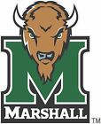 Marshall  University style 1  printed 5 year outdoor vinyl d