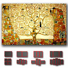 ' Gustav Klimt - The Tree Of Life ' Fine Art Canvas Box  ~ 1 Panel
