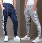 Men's Hip Hop Casual Harem Dance Skinny Taper Sweat Sports Pants Trousers Slacks