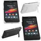 New 4200mAh Portable Backup External Battery Charger Case For SONY L36H/Xperia Z